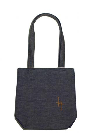 Hand Made Selvage Denim Tote