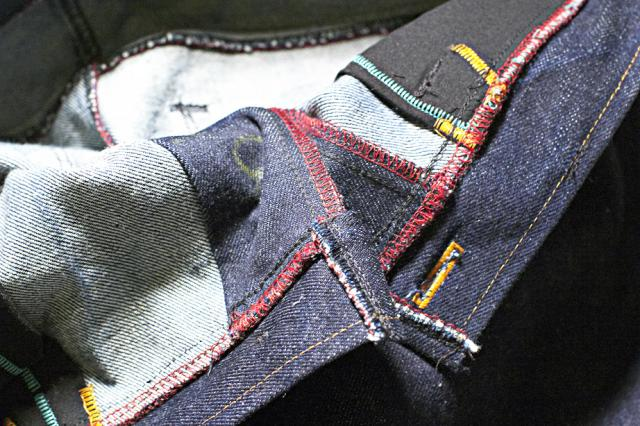 Hand Made Selvage Denim Jeans