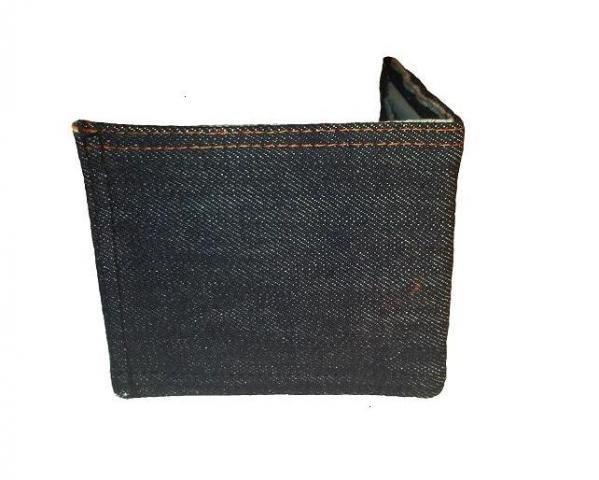 Selvage Denim Wallet